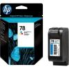 Картридж для принтера HP C6578D, многоцветный (№78), купить за 5680руб.