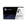 Картридж HP CE505L, черный, купить за 3950руб.