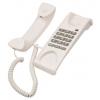 Проводной телефон Ritmix RT-007, белый, купить за 465руб.