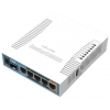 Роутер wifi MikroTik RB962UIGS-5HACT2HNT (802.11ac), купить за 7 445руб.