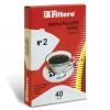 Аксессуар Filtero №2, фильтр для кофеварок, купить за 500руб.