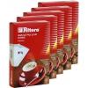 Аксессуар Filtero №4, фильтр для кофеварок, купить за 725руб.