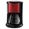 Кофеварка Tefal CM 361D38 красная, купить за 3 815руб.