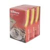 Аксессуар Filtero №2 Фильтр (для кофеварок) 240 шт, коричневый, купить за 1 005руб.