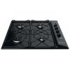 Варочная поверхность Indesit PAA 642 BK, черная, купить за 7 470руб.