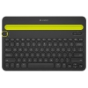Клавиатура Logitech Multi-Device Keyboard K480 Bluetooth Black, купить за 2 880 руб.