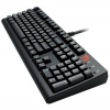 Клавиатура Tt eSPORTS by Thermaltake Mechanical Gaming keyboard MEKA G1 Black USB, купить за 5 610 руб.