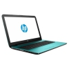 Ноутбук HP 15-ay551ur Z9B23EA, бирюзовый, купить за 22 210руб.