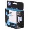 Картридж HP C4911A, голубой (№82), купить за 3290руб.