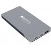 Аксессуар для телефона Canyon H2CNSTPBP10DG, 10000 mAh темно серый, купить за 1 480руб.