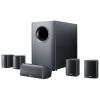 Комплект акустических систем Canton Movie 135, черная, купить за 42 435руб.
