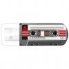 Verbatim Store 'n' Go Mini Cassette Edition 32GB, черная, купить за 1 030руб.