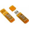 SmartBuy Glossy 16GB (RTL), оранжевая, купить за 830руб.