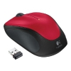 Logitech Wireless Mouse M235, красная, купить за 1 715руб.