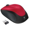 Logitech Wireless Mouse M235 Red-Black USB, купить за 1 405 руб.