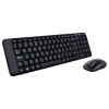Комплект Logitech Wireless Combo MK220 Black USB, купить за 1 490 руб.