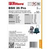 Аксессуар Filtero BSH 35 (5) Pro, набор пылесборников, купить за 1 170руб.