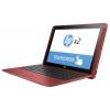 """Планшетный компьютер HP Pavilion x2 10-p001ur Atom X5 Z8350/2Gb/SSD32Gb/10.1""""/Touch/HD/W1064/WiFi/BT/Cam, красный, купить за 18 330руб."""