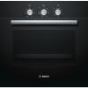 Духовой шкаф Bosch HBN211S0J, черный, купить за 17 756руб.
