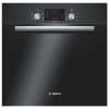 Духовой шкаф Bosch HBA23R160, черный, купить за 28 820руб.