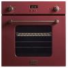 Духовой шкаф Korting OGG 1052 CRR, красный, купить за 62 430руб.