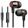 Гарнитура для телефона Defender Pulse-428, черная со вставками, купить за 270руб.