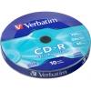 Оптический диск CD-R Verbatim  700МБ 52x (10шт), купить за 365руб.