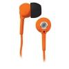 Наушники BBK EP-1200S, оранжевые, купить за 300руб.