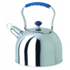 Чайник для плиты Regent  93-2507B, стальной/синий, купить за 2 130руб.