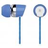 Гарнитура для телефона Oklick HS-S-230, синяя, купить за 400руб.