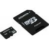Adata microSDHC Class 4 4GB (с адаптером), купить за 485руб.