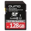 Карта памяти Qumo SDXC Memory Card 128Gb UHS-I, купить за 3 360руб.