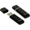 Usb-флешка SmartBuy Glossy USB2.0 32Gb (RTL), чёрная, купить за 895руб.