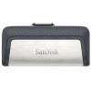 SanDisk Ultra USB 3.0/USB-С Flash Drive 128Gb, купить за 3 090руб.