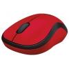 Logitech M220 Silent USB, красная, купить за 1 425руб.