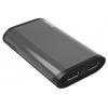 Мобильный аккумулятор Hama Fuel Up 6000mAh, черный, купить за 840руб.