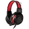 Oklick HS-G300, черно-красная, купить за 1 090руб.