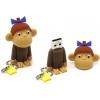 Iconik RB-Monkey (8 Gb, USB 2.0), купить за 1 105руб.