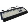 Клавиатура Dialog Katana KK-L06U, бело-синяя, купить за 1 240руб.