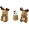 Usb-флешка SmartBuy NY series Caribou Deer (16 Gb, USB 2.0), купить за 825руб.