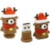 Usb-флешка SmartBuy NY series Caribou Bear (16 Gb, USB 2.0), купить за 790 руб.