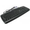 Клавиатура Genius KB-110 PS/2, черная, купить за 740руб.