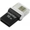 Usb-флешка SmartBuy SB16GBPO-K 16 Гб, черная, купить за 830руб.