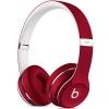 Наушники Beats Solo 2 Luxe Edition, красные, купить за 10 075руб.