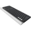 Logitech Wireless K780, серебристо-чёрная, купить за 5 425руб.