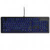 Steelseries APEX 100 USB Multimedia Gamer LED, черная, купить за 4 560 руб.