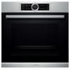 Духовой шкаф Bosch HBG655HS1, серебристый, купить за 58 745руб.