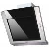 Вытяжка Kronasteel Amanda silent dark glass 5P, черно-серебристая, купить за 67 730руб.