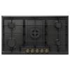 Варочная поверхность Korting HG 9115 CTRN, черная, купить за 36 020руб.