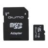 Qumo microSDXC Class 10 UHS Class 1 128GB (с адаптером), купить за 3 450руб.